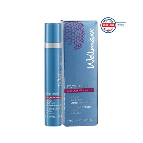 hyaluron anti-age day & night collagen booster, 50 ml
