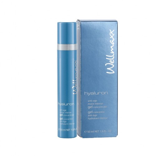 hyaluron anti-age moist intense gel concentrate, 50 ml