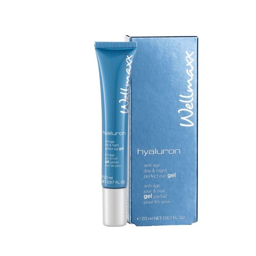 hyaluron anti-age day & night perfect eye gel, 20 ml