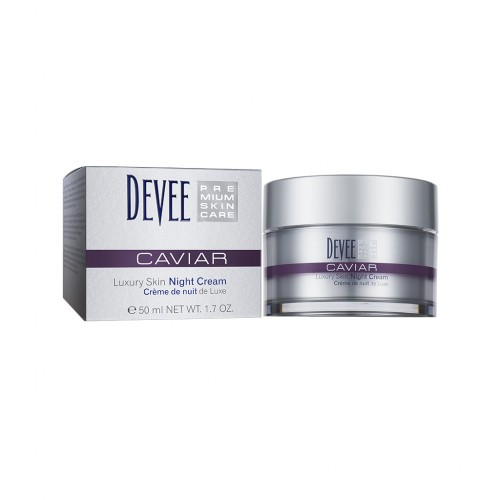 DEVEE CAVIAR Luxury Skin Night Cream 50 ml