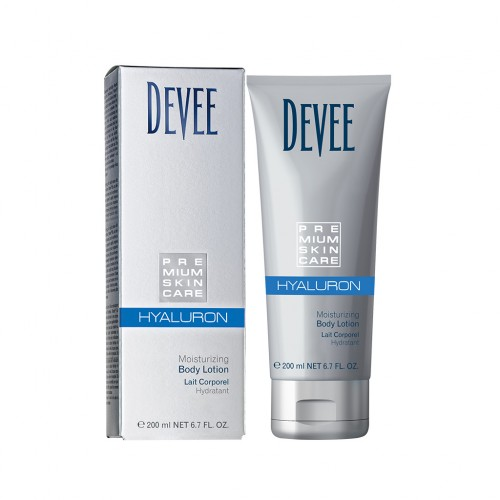 DEVEE HYALURON Moisturizing Body Lotion 200 ml