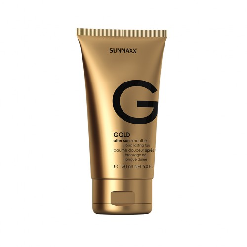 GOLD after sun smoother long lasting tan