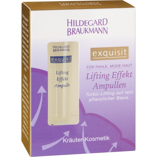Lifting Effekt Ampullen, 3 à 5 ml