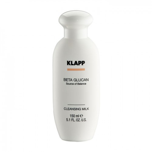 KLAPP BETA GLUCAN Cleansing Milk