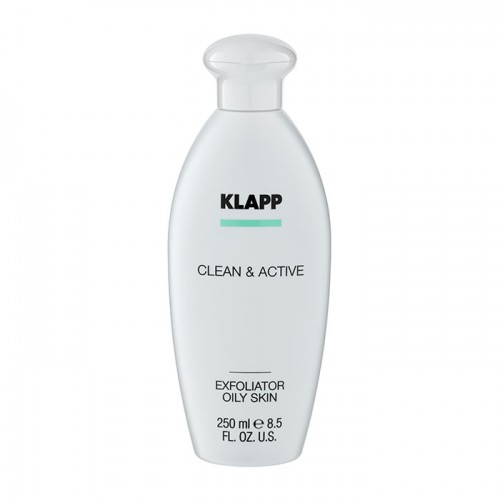 KLAPP CLEAN & ACTIVE Exfoliator Lotion Oily Skin