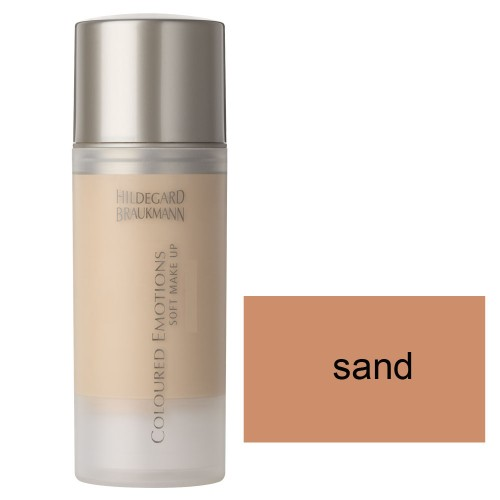 SOFT MAKE UP sand 50