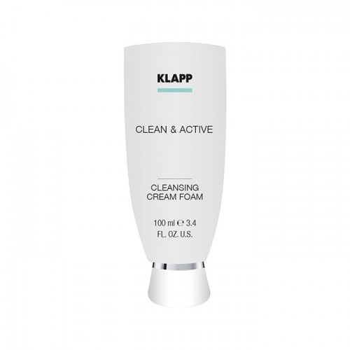 KLAPP CLEAN & ACTIVE Cleansing Foam
