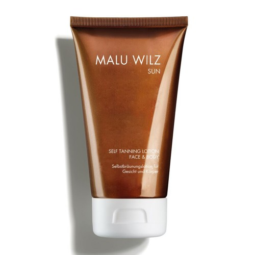 Malu Wilz Self Tanning Lotion Face & Body 150ml