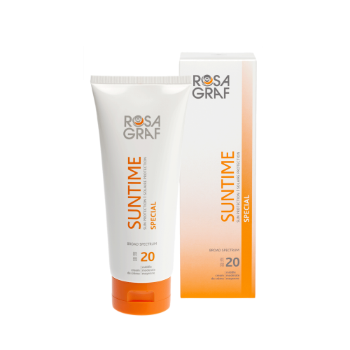 Rosa Graf SUNTIME SPECIAL SPF 20 middle