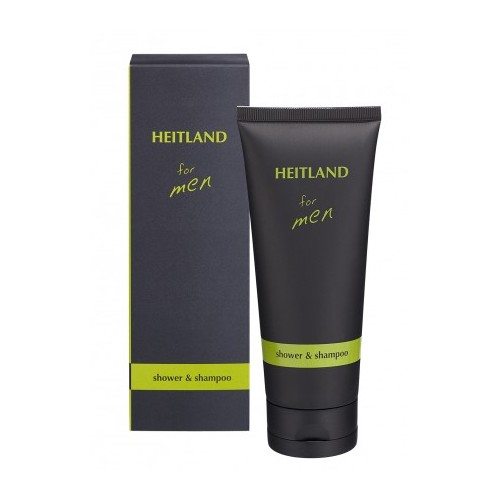 Rosa Graf HEITLAND for men shower + shampoo