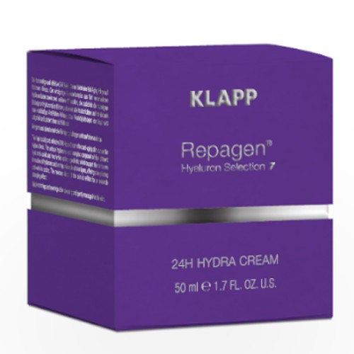 Klapp Repagen Hyaluron Selection 7 24h Hydra Cream 50ml
