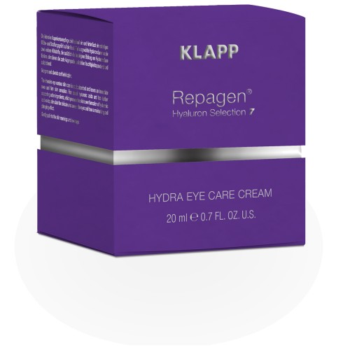 Klapp Repagen Hyaluron Selection 7 Hydra Eye Care Cream 20ml