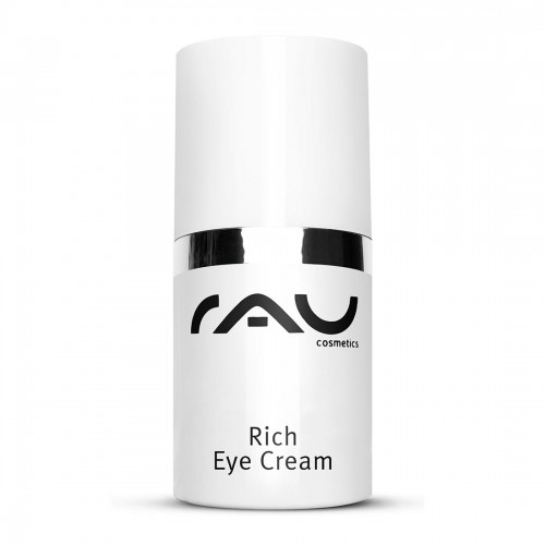 RAU Cosmetics Rich Eye Cream 15 ml