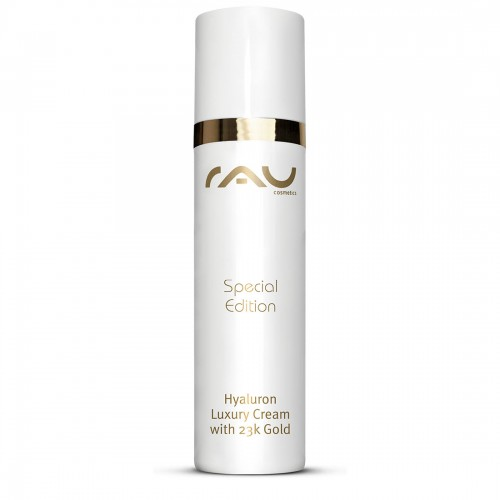 RAU Cosmetics Hyaluron Luxury Cream with 23k Gold 50 ml