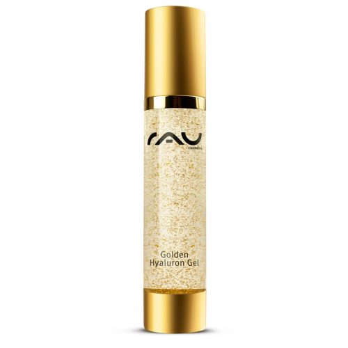 RAU Cosmetics Golden Hyaluron Gel 50 ml
