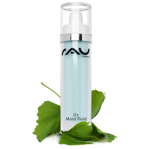 RAU Cosmetics O2 Moist Fluid 50 ml