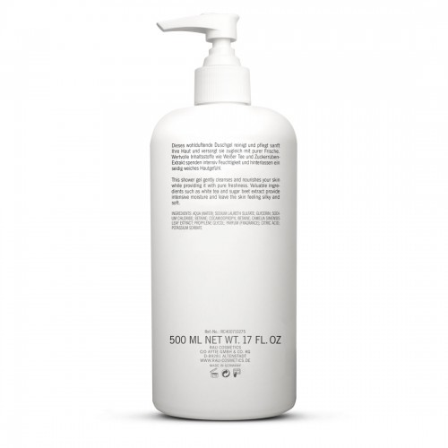 RAU Cosmetics White Tea & Sugar Beet Showergel 500 ml