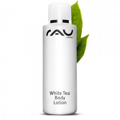 RAU Cosmetics White Tea Body Lotion 200 ml