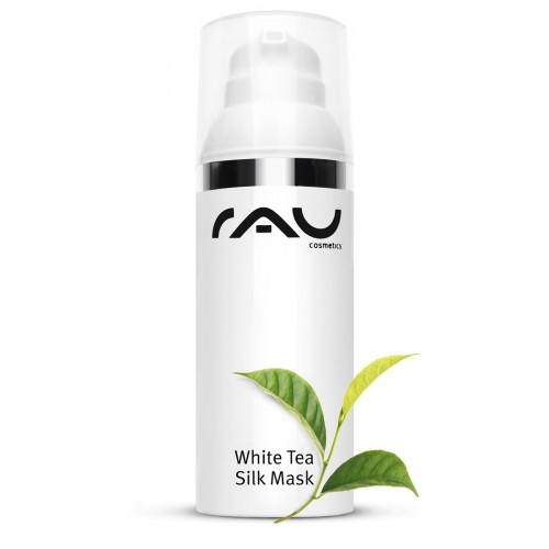 RAU Cosmetics White Tea Silk Mask 50 ml