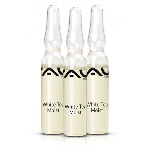 RAU Cosmetics White Tea Moist Ampullen 3 Stück x 2 ml