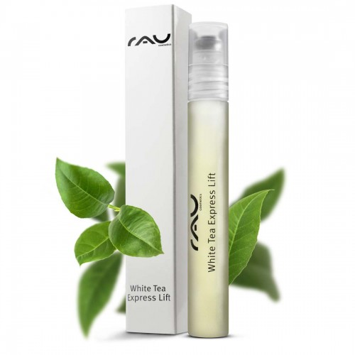 RAU Cosmetics White Tea Express Lift Roll On