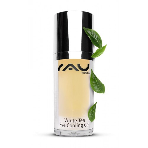 RAU Cosmetics White Tea Eye Cooling Gel 30 ml