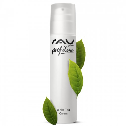 RAU Cosmetics White Tea Cream 200 ml