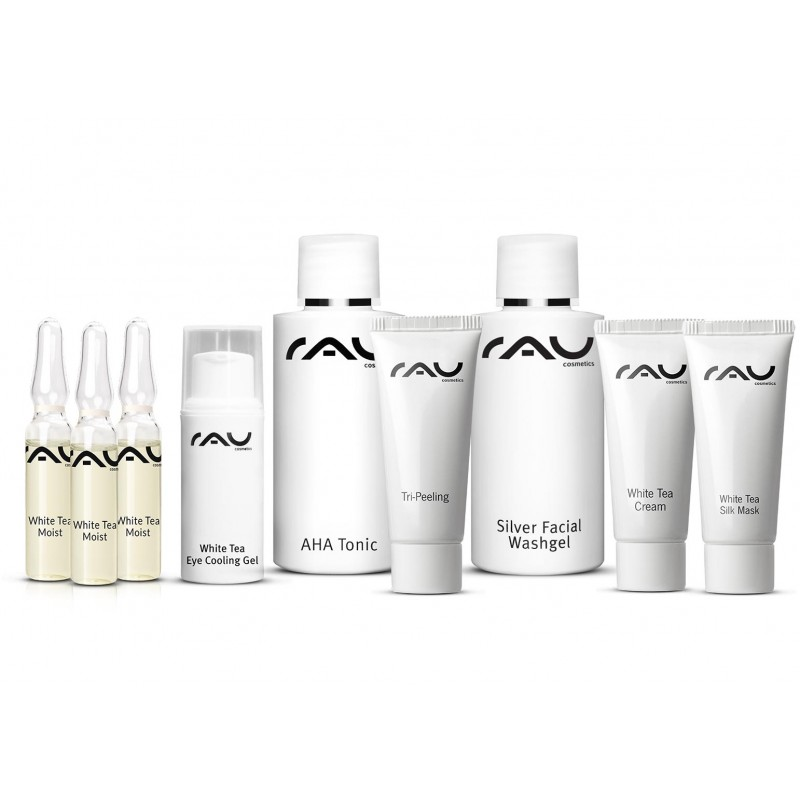 RAU Cosmetics White Tea Schnupper-Set