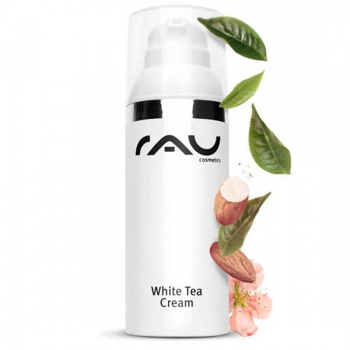 RAU Cosmetics White Tea Cream 50 ml