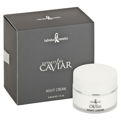 Extrait de caviar night cream
